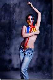 Leah Axl model, tips stain squirty shoots setups Simon Q. Walden, FilmPhotoAcademy.com, sqw, FilmPhoto, photography