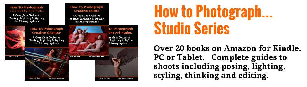 How To Books on Photographing Nudes and Glamour Girls