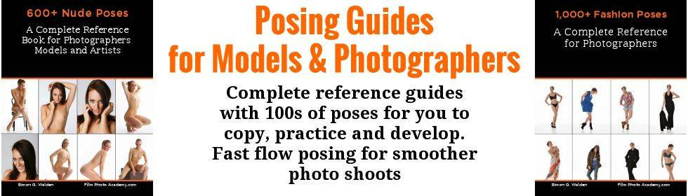 Posing Guides for Photographers, Models and Artists
